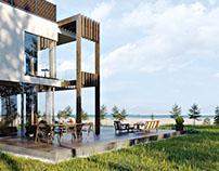 Saaremaa Resort-exterior CGI