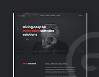 CoralTeam - Website Project.