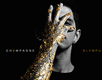 Chvmpagne Music Single Covers