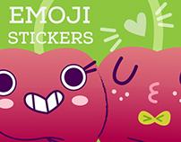 EMOJI STICKERS / Character design