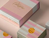 Raffles Patisserie: Branding and packaging