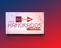 Berlanda - Projeto especial Dia dos Namorados