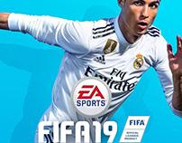 FIFA 19 - Environments Props