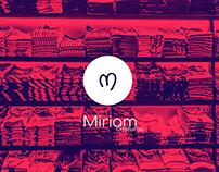 Branding - Miriam Costuras