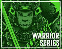 Warrior Series | T-Shirt Designs Collection