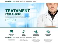 BucurDent - Website