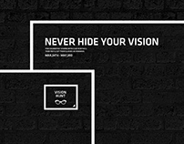 Ray-Ban Never Hide Your Vision