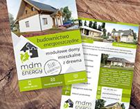 mdm energy | branding