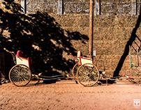Street Photography at Matheran.