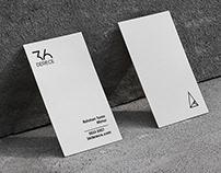 36 Derece Kartvizit Tasarımı - Business Card Design