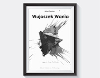 "plakat do etiudy ""Wujaszek Wania"", AT, 2018"
