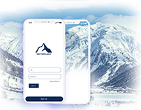 App & Logo - UI / UX Web Mobile App Design
