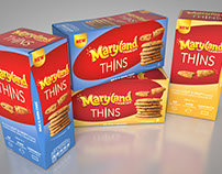 Maryland Thins - Cartons Visuals