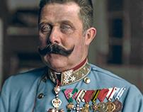 Archduke Franz Ferdinand of Austria, 1914