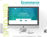 New Stetic - Sitio web