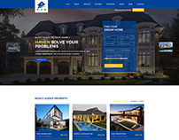Haven - Real Estate Responsive Template
