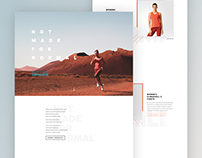 Adidas Climachill • Malaysia Launch