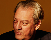 Paul Auster for Monocle Magazine