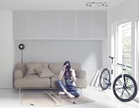 Mini apartament we Wrocławiu nad Odrą