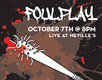 FoulPlay Music Show