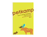 Concert Poster - Petkamp