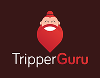 TripperGuru Logo Development
