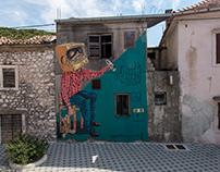Do Zvijezda - Mural (HRV, 2018)
