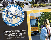 SAFE ROUTES TO SCHOOL • San Ramon