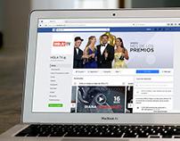 Social Media - ¡HOLA! TV