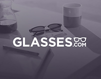 Glasses.com Virtual Try-On App