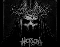HerezA - i Become Death (album cover)