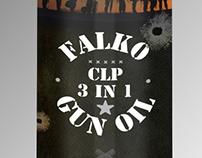 Falco Gun Cleaning Oil