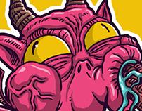 Sticker Demon