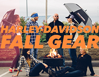 Harley Davidson Fall Collection