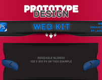 Prototype Design - Web Kit
