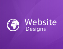 Website Designs 2009-12