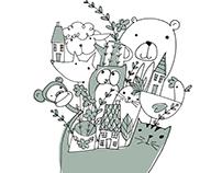 Canan Barış Illustration