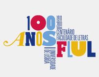 FLUL centennial logo