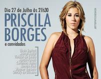 Priscila Borges | Flyer