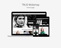 TRUD webshop