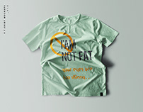 9 T-Shirt Mockups