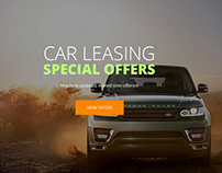 Lease Your Next Cars Web SIte Design