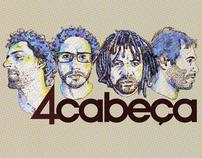 4 Cabeça | Myspace Layout