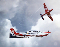Tucano Jubliee Display Livery Promo