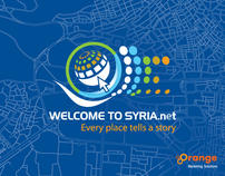 Damascus map, www.welcometosyria.net