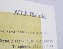 Adult and Child Brochure