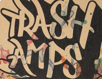 Label & Packaging: Trash Amps