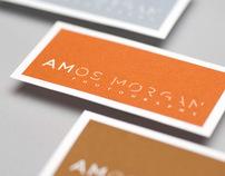 Amos Morgan Branding