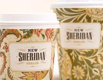 New Sheridan Hotel Branding