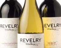 Revelry Vintners Branding